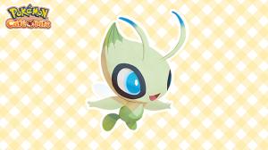 『Pokémon Café Mix』にセレビィ