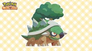 『Pokémon Café Mix』にドダイトス