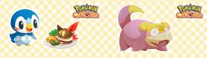 『Pokémon Café Mix』に新オーダー追加&ガラルヤドン来店