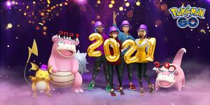 ポケモンGO 年末&新年イベント2021