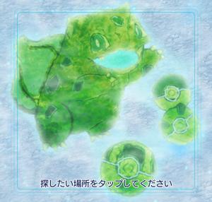 ポケスクSP フシギダネ海域(ホウオウと151!)